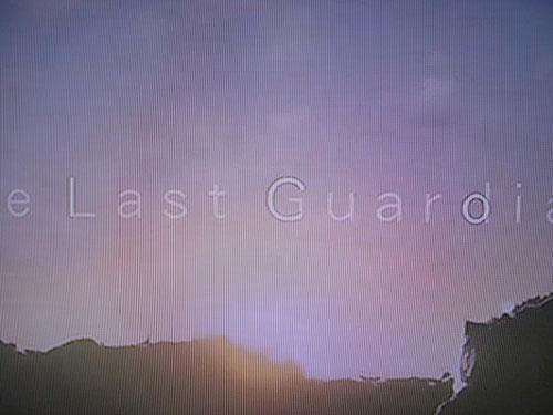 The Last Guardian secret message